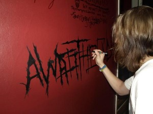 ATE-wallsigning